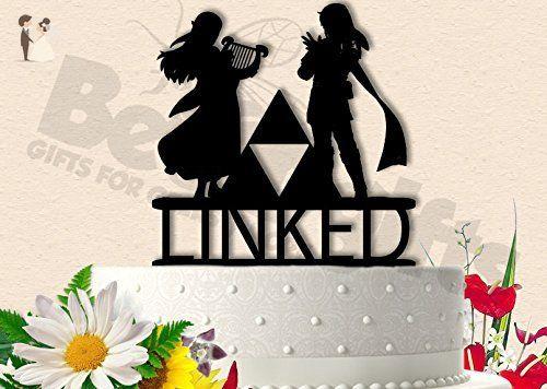Linked wedding cake topper cake and cupcake toppers amazon linked wedding cake topper cake and cupcake toppers amazon partner link junglespirit Choice Image