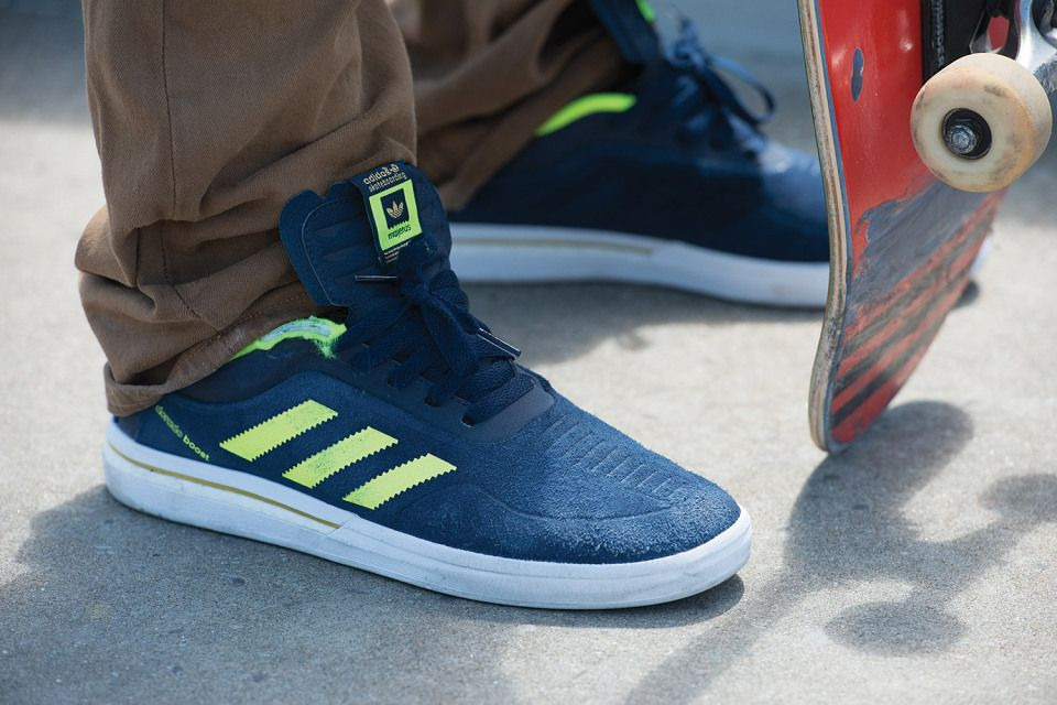 Pantalones excusa Facilitar  adidas Skateboarding Unveils the Dorado ADV Boost | Adidas skateboarding,  Adidas, Sneaker magazine