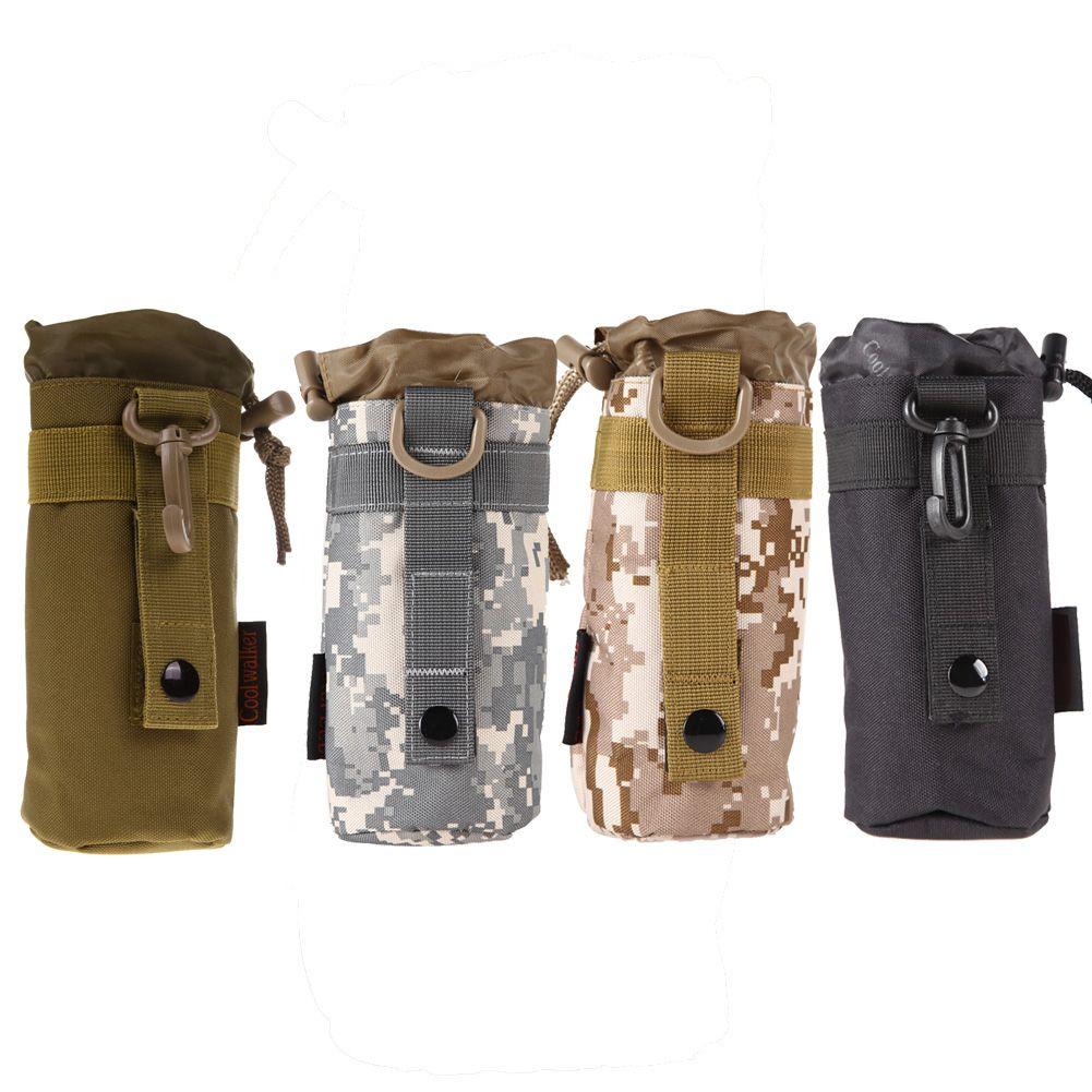 Außen Taktische Militärische Molle System Wasserflasche Tasche ...