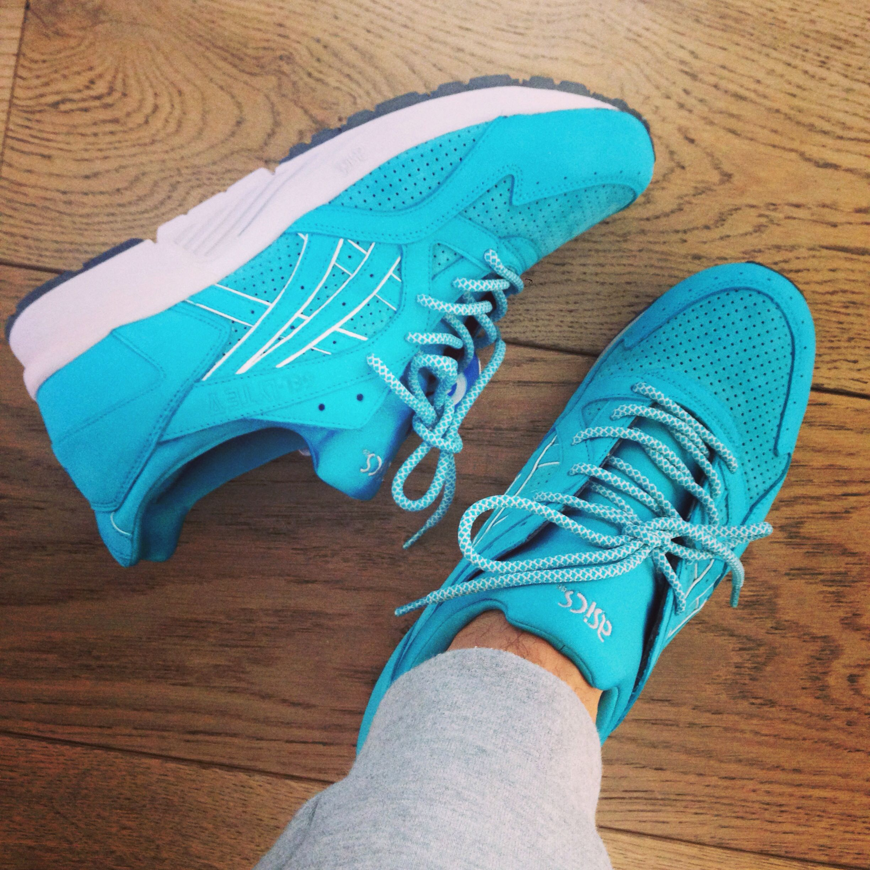 Ronnie Fieg asics lyte gel V cove | Shoes | Sneakers nike
