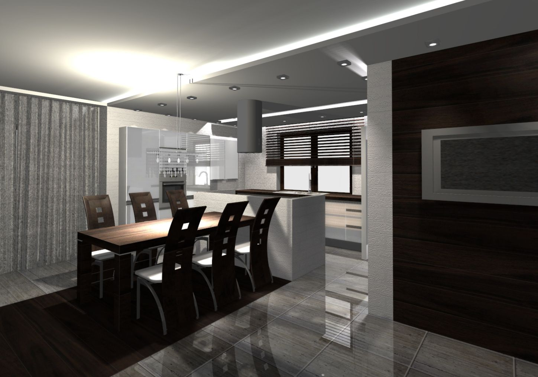 Wenge Salon Z Kuchnia Szukaj W Google Home Decor Decor Room