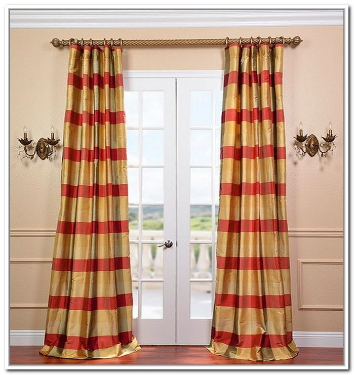 Incroyable Better Homes And Gardens Curtains Plaid