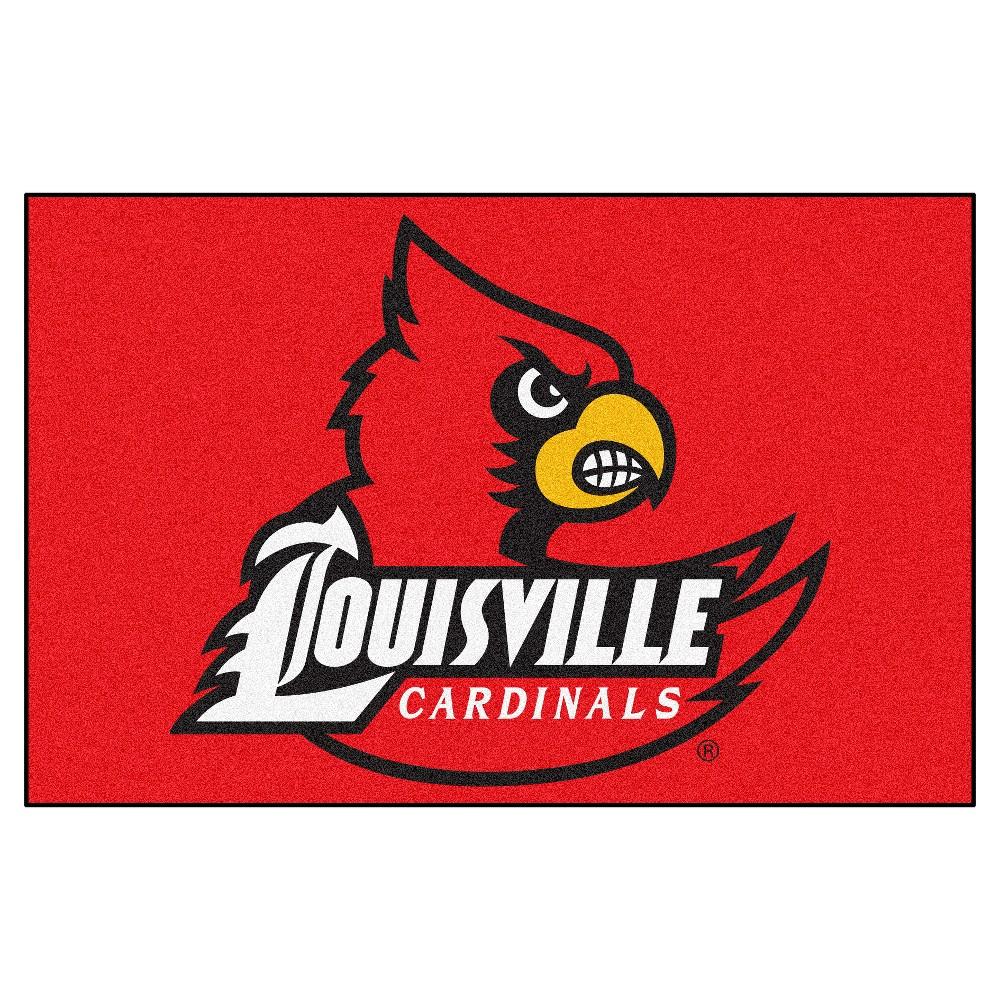 Louisville cardinals starter mat unvrsty of lusville louisville