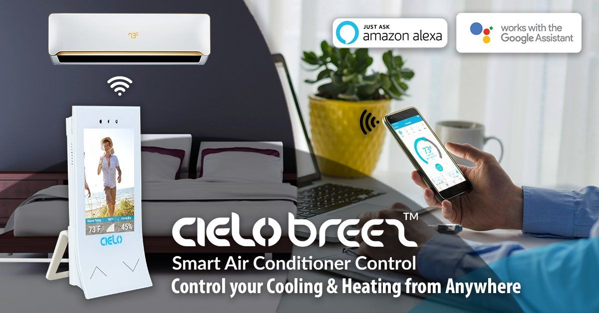 Smart Ac Controller Control Your Air Conditioner Remotely