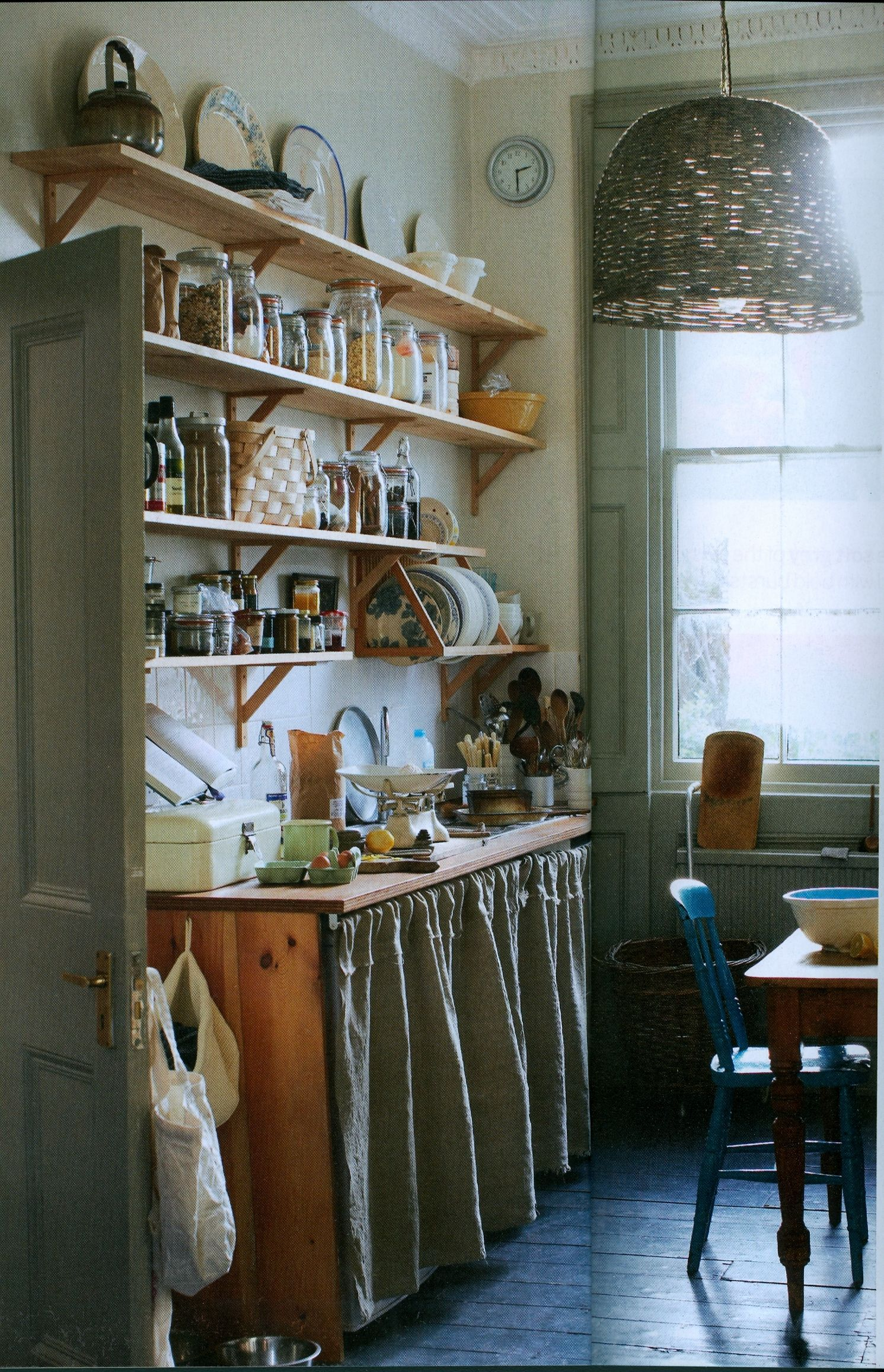 cl march 2012 | country living | Pinterest | Küche, Küche einrichten ...