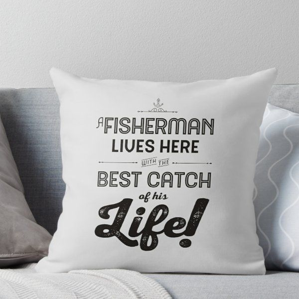 A Fisherman Lives Here With The Best Catch Of His Life Throw