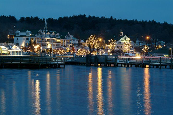 Beautiful Meredith Nh In The Lakes Region With Images Lake