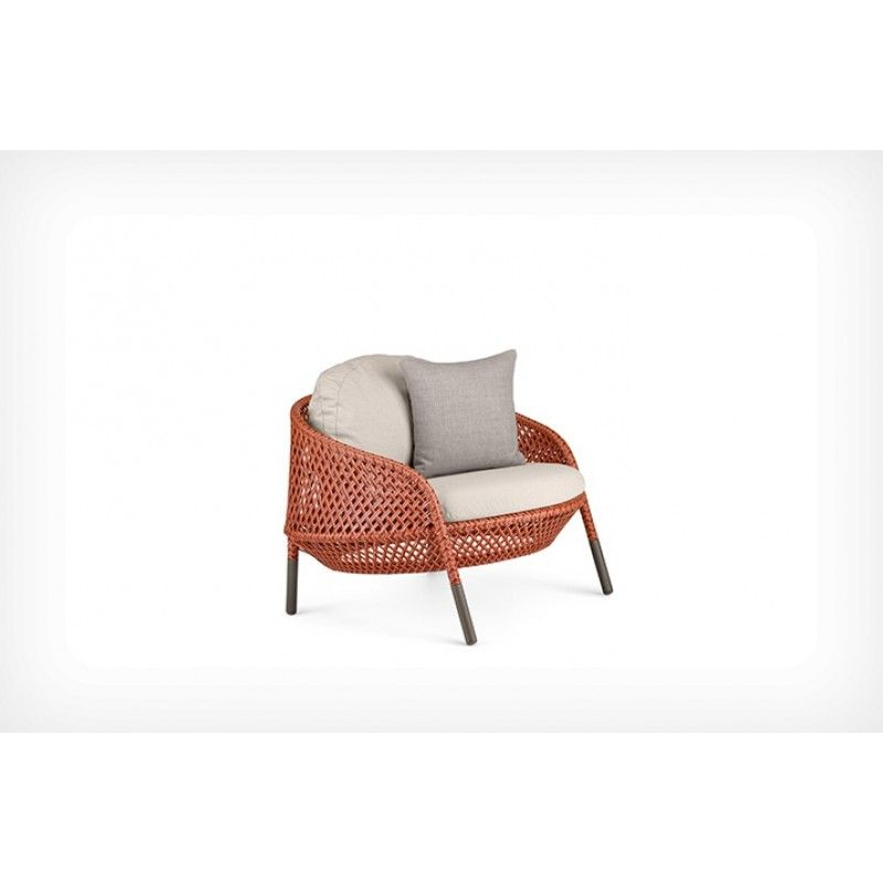 Dedon Ahnda Lounge Chair | Furniture | Pinterest | Chairs, Lounges ...