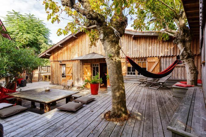 Villa Capucine - Maison Maison Pinterest Ferret, Cap and Villas - location maison cap ferret avec piscine