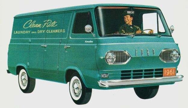 Image Result For 60 S Econoline Van Clubs Old Fords Ford