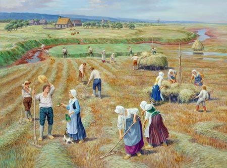 The expulsion of Acadians from Nova Scotia - 1700s | A Pittance of ...