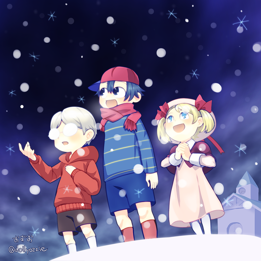 15+ Earthbound anime information