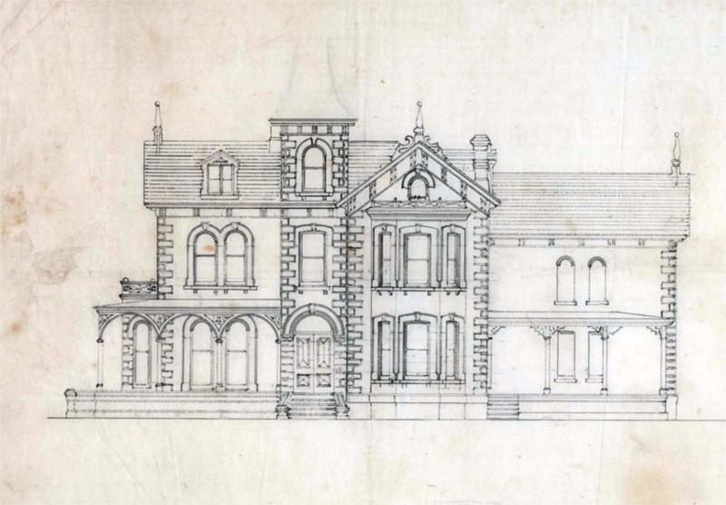 17 Best images about House drawings on Pinterest Pen and ink House and  World of warcraft. Architect House Drawings