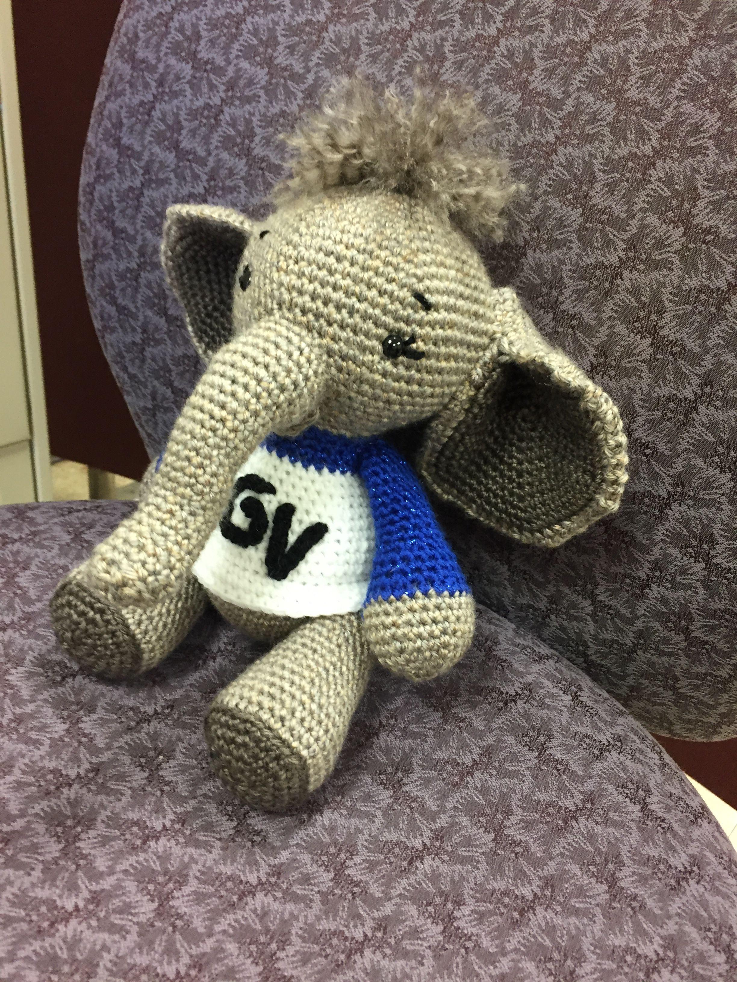 Grand Valley tee shirt crocheted crochet plushy toy plush amigurumi ...
