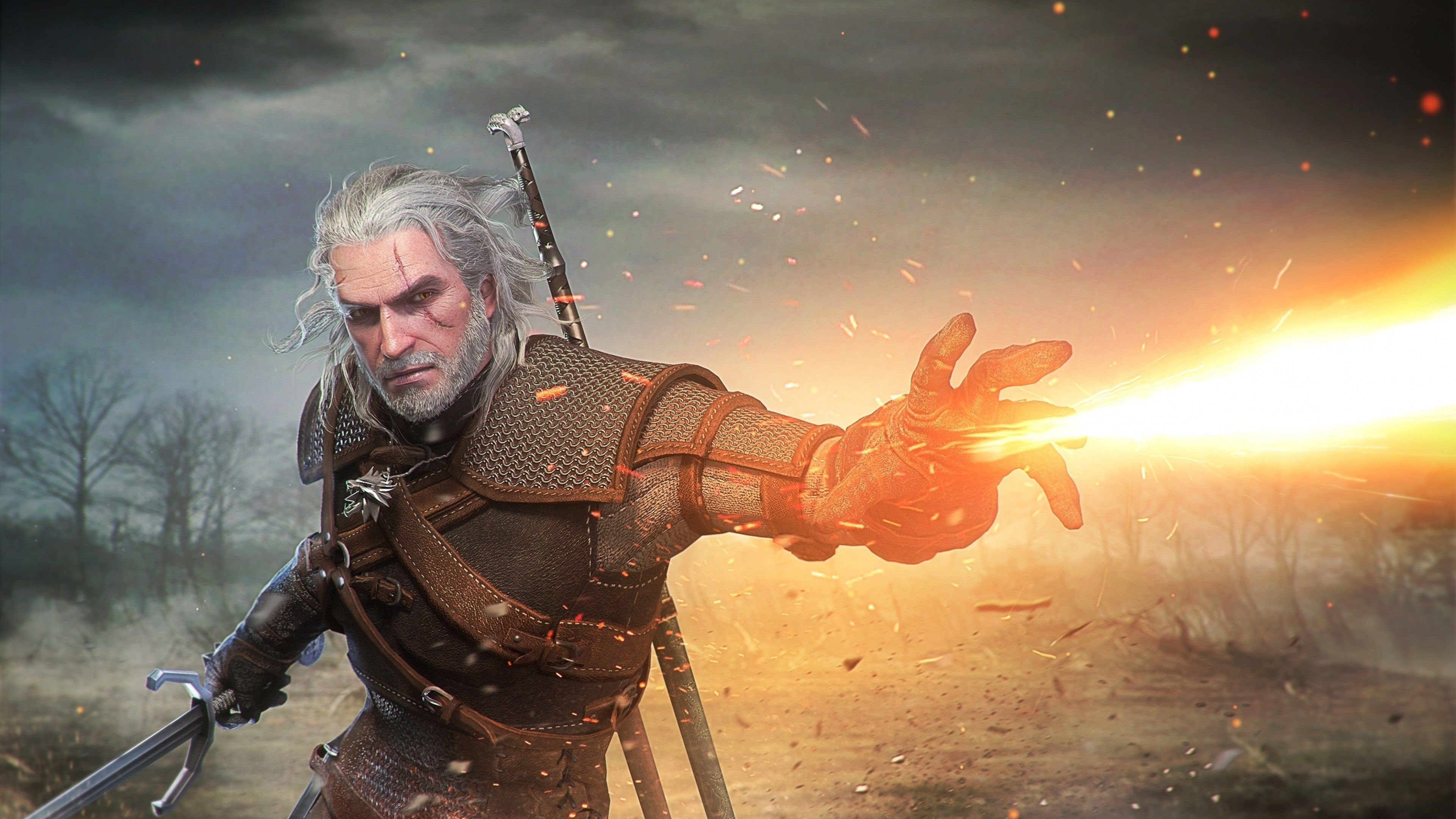3840x2160 The Witcher 3 4k New Wallpaper Image The Witcher Geralt Of Rivia The Witcher 3