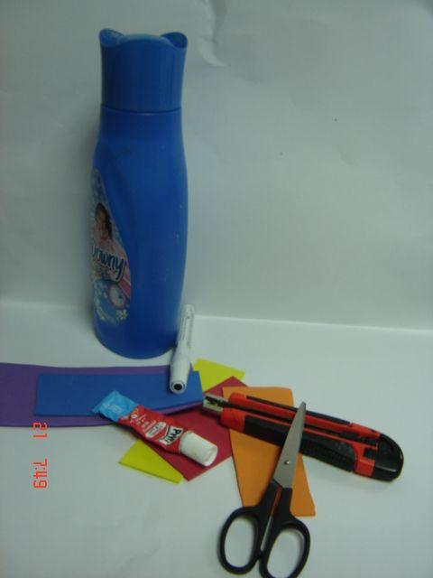 مشغولات يدوية بيت صغير للد مى من مواد منزلية سوبرماما Reusable Water Bottle Bottle Water Bottle