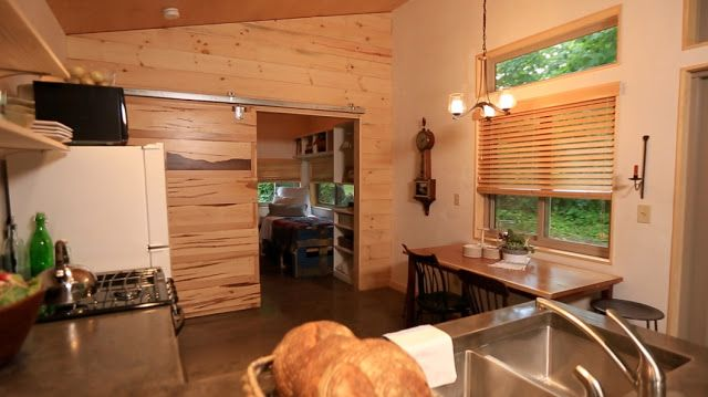 Vermont Chalet 493 Sq Ft Tiny House Nation Tiny House