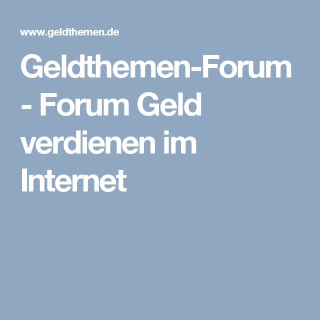 geld im internet forum wie findet man den richtigen cfd-broker?