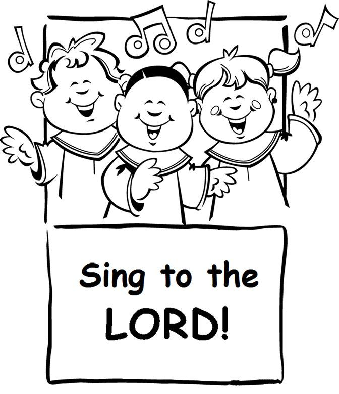 praise god coloring pages - pin by matt soth religious ed on grade 1 pinterest