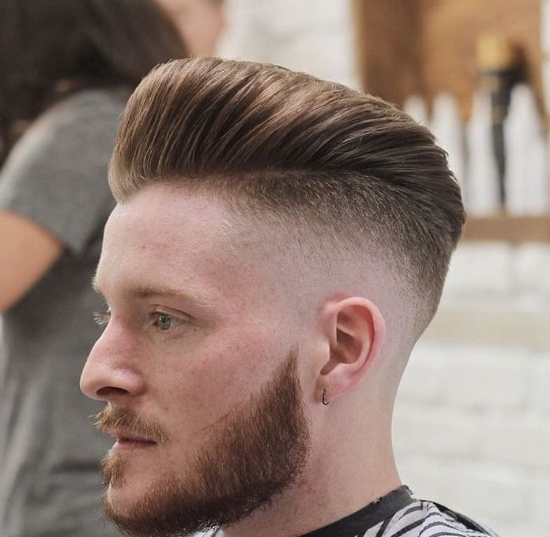 Top 10 Hottest Haircuts \ Hairstyles for Men