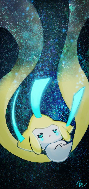 Jirachi Es Un Pokemon De La Region Hoenn Legendario Se Despierta Cada 1000 Anos Para Cumplir Deseos A Quien Gane Su Confianza