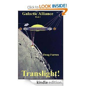 Galactic Alliance Book 1 Translight Mystery Thriller Book