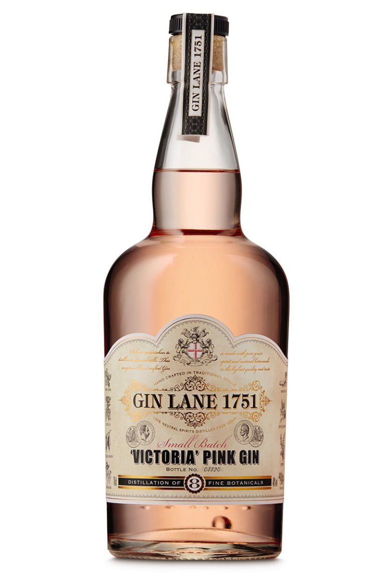 Aldi Is Launching A Pink Gin Just In Time For