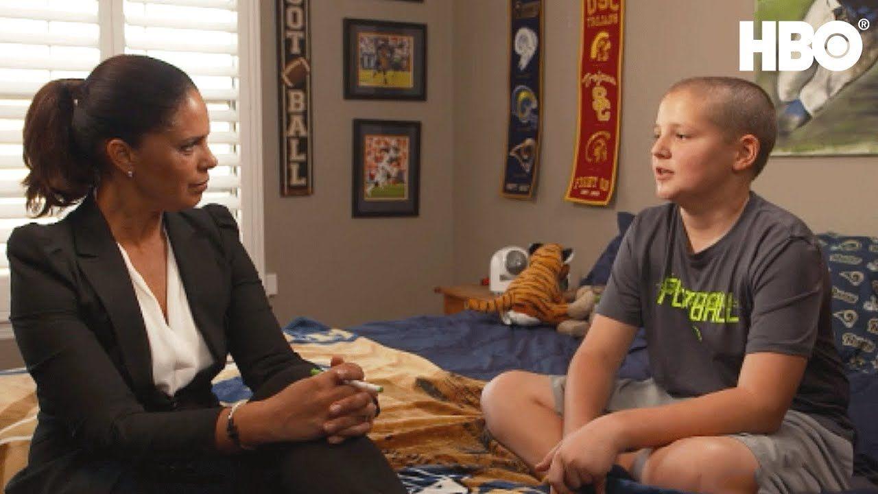 nice 'Custodian Watches Over Sandy Hook Survivor' Preview