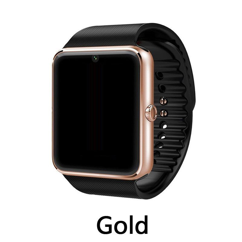 Gt08 smart watch sync notifier support sim card bluetooth