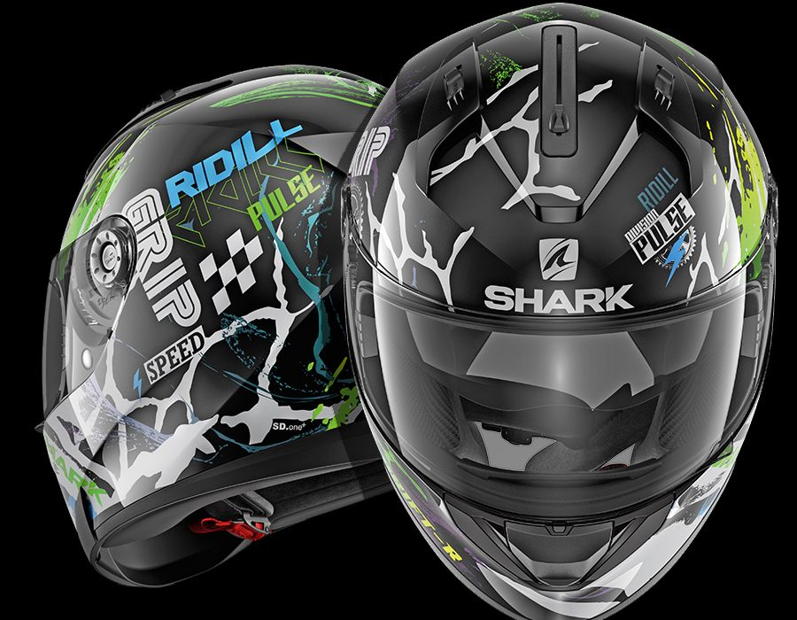SHARK RIDILL DRIFTR (avec images) Vetement moto
