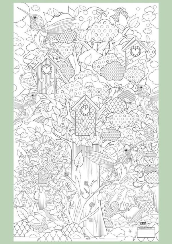 Coloring pages for adults by Dwilliamswood