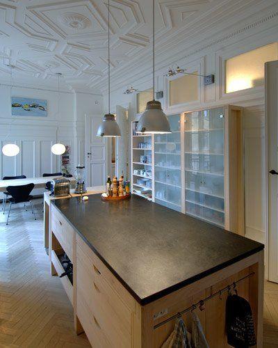lamparas-de-cocinajpg (400×500) cocinas diseños Pinterest