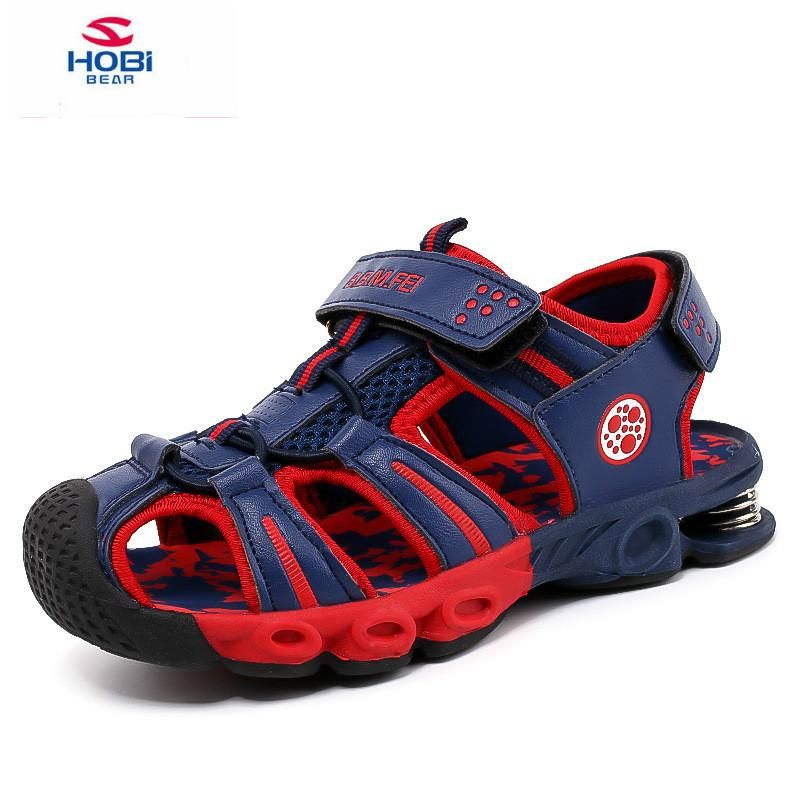 f9769ede71f044 2018 New summer children beach sandals boys fashion kids shoes for non-slip  sandalias infant girls shoes brand boy shoes kids. Yesterday s price  US   31.20 ...