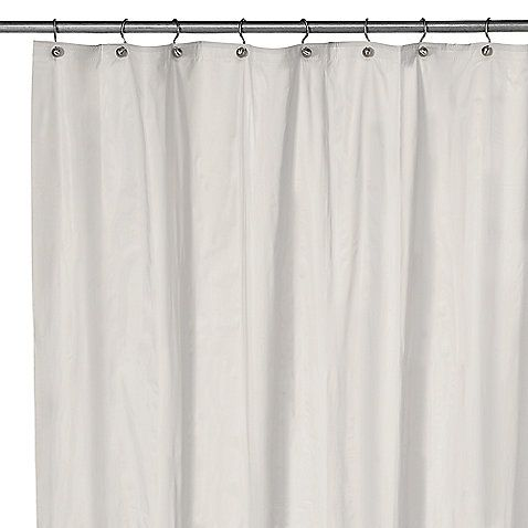 Bed Bath Beyond Extra Long Shower Curtain 70 W X 83 L