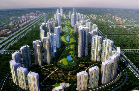 Panoramio - Photo of TALLEST BUILDING IN NOIDA (INDIA)