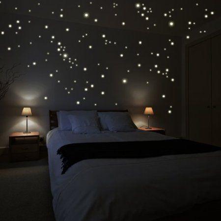 Wandkings Wandsticker  - sternenhimmel f r schlafzimmer