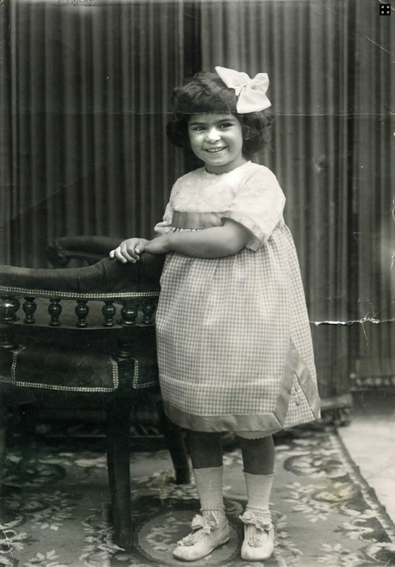 Frida Kahlo as a child | artists as children