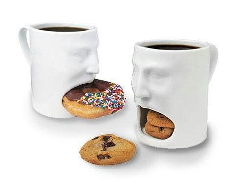 Face Coffee Mug #coolmugs