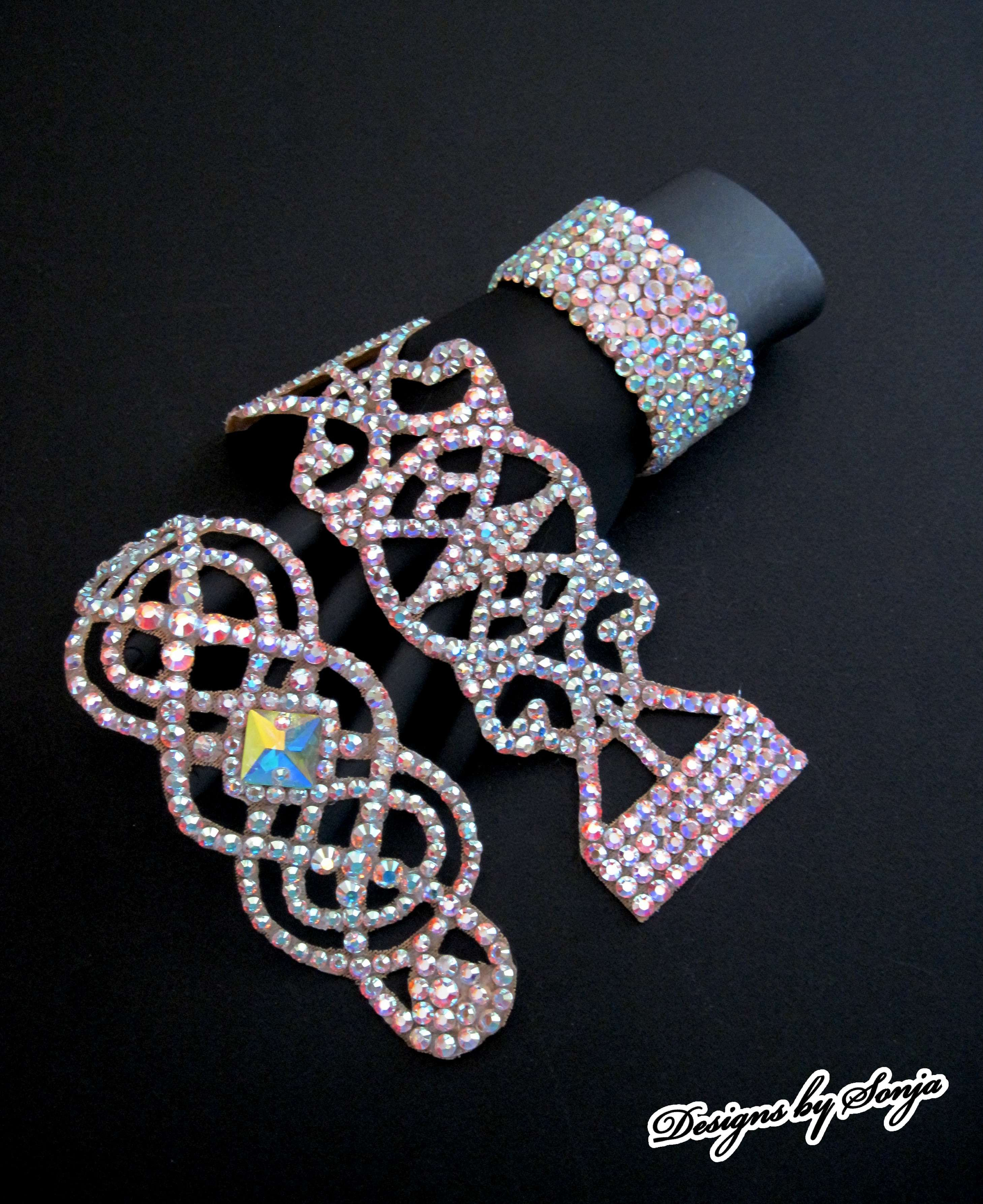 Latin Dance Earrings: Pin By Designs By Sonja On Ballroom Jewelry