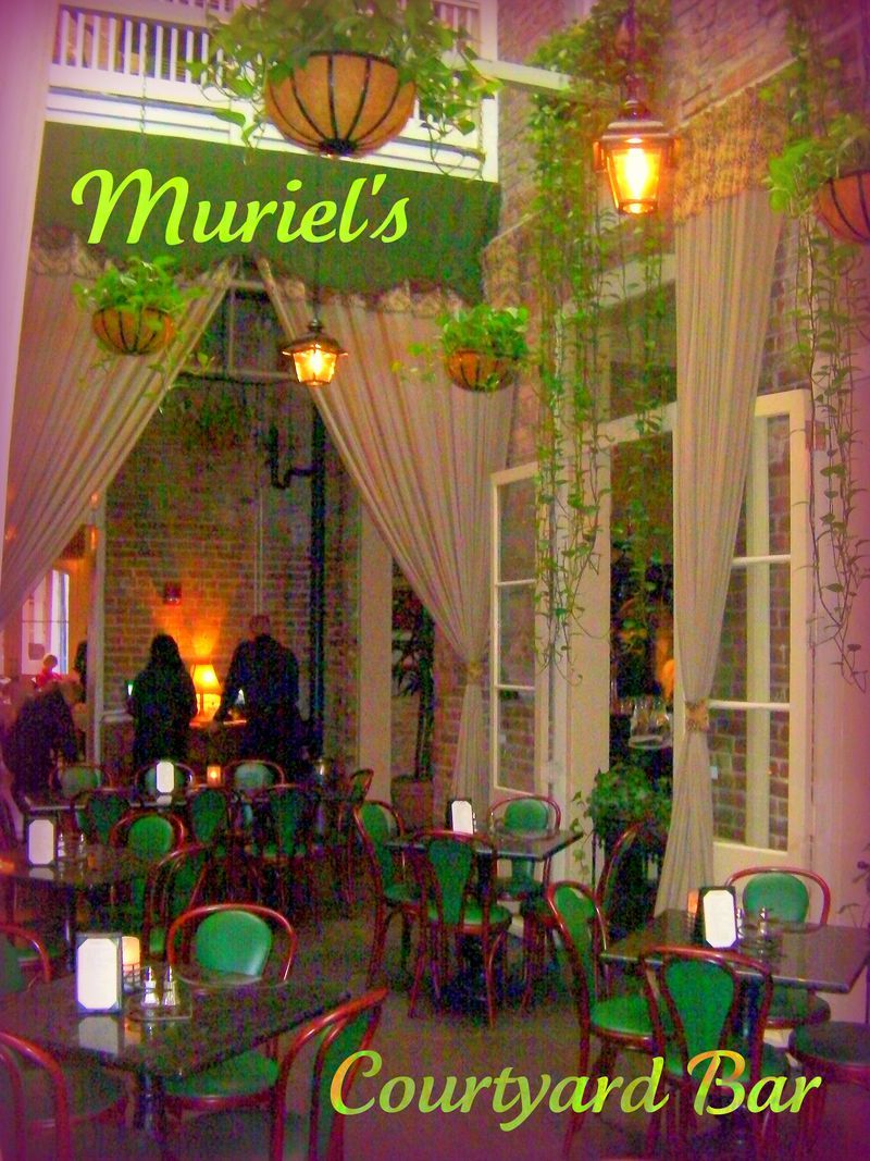 Muriel's Jackson Square New Orleans New orleans