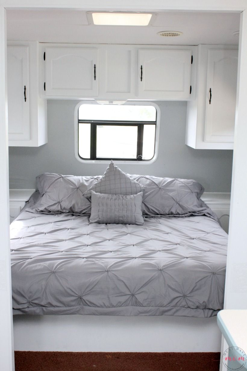 Merveilleux Easy RV Makeover With Instructions To Remodel RV Interior, Paint RV Walls,  Paint 2 Tone Kitchen Cabinets! LOVE!!