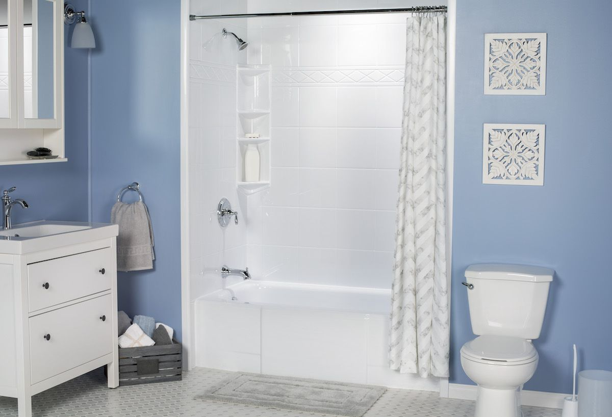 Design Tips For Reflooring Your Small Bathroom  Bath Fitter Nw Best Small Bathroom Design Tips Review