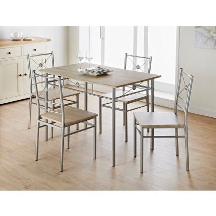Carolina 5 Piece Dining Set Cheap Dining Tables 5 Piece Dining Set Dining Chair Set