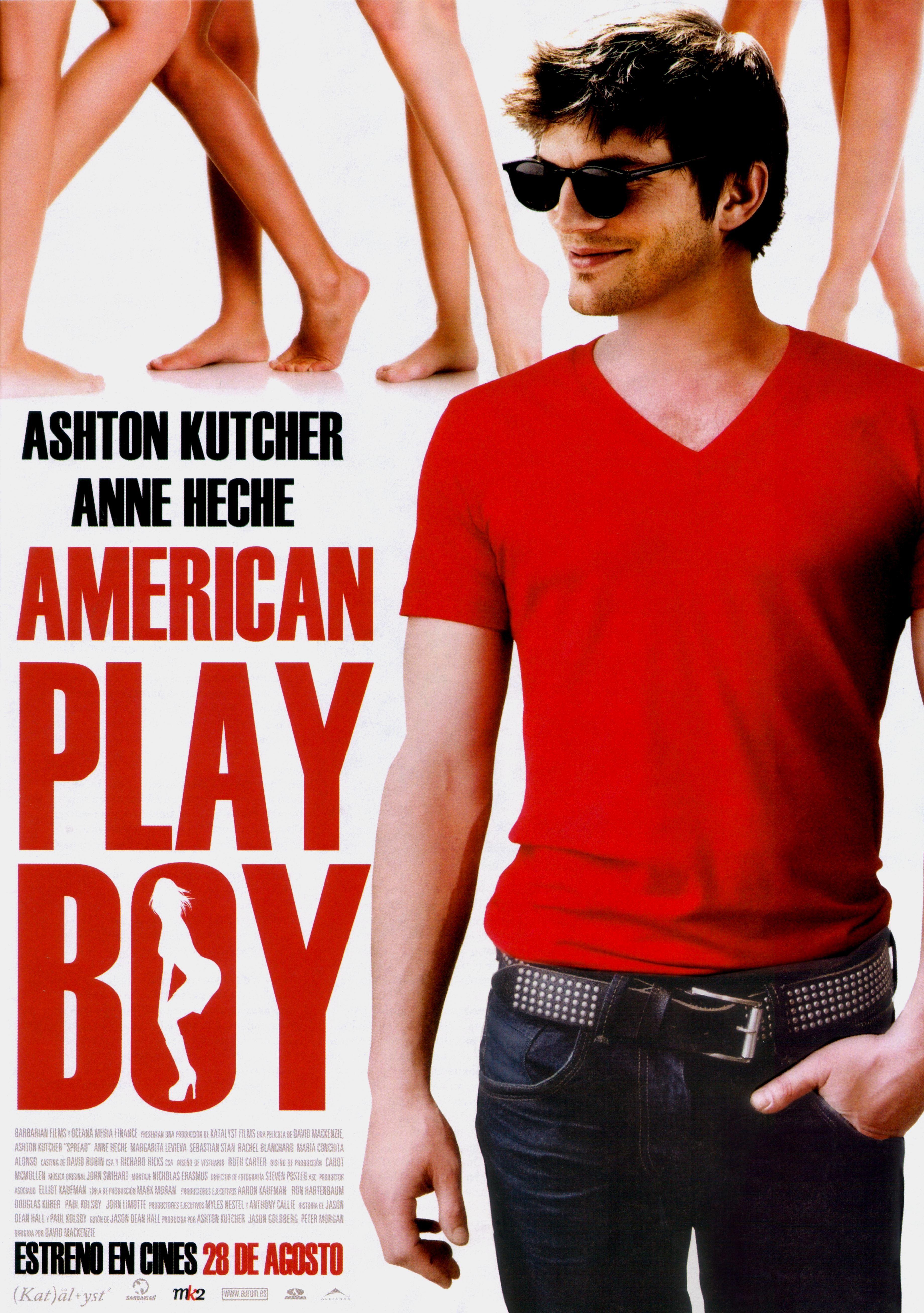 Todos os making of da playboy
