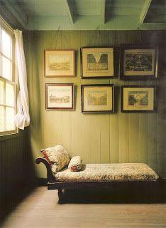 New Orleans Bargeboard Interior Design Bedroom Beautiful
