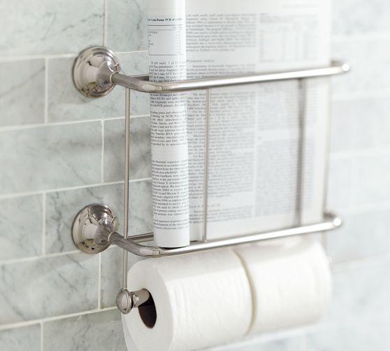 Photo of Mercer Magazine Rack & Paper Holder