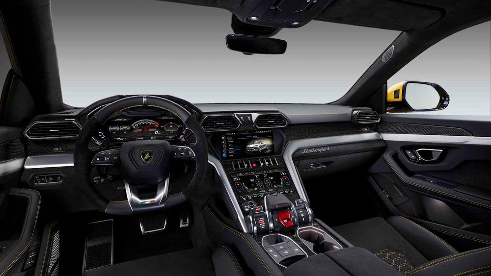 In Pictures The 2019 Lamborghini Urus Suv With Images