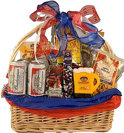 Budweiser beer basket Beer Basket, Beer Gifts, Rednecks, Auction Ideas, Gift Baskets
