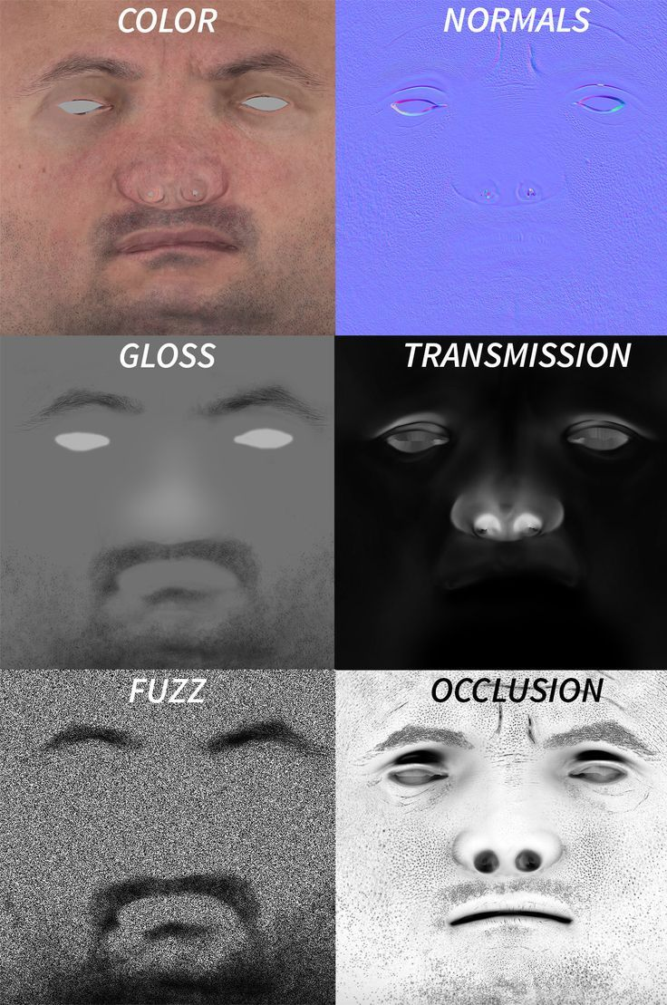 Image result for photometric skin texture scan   light ref