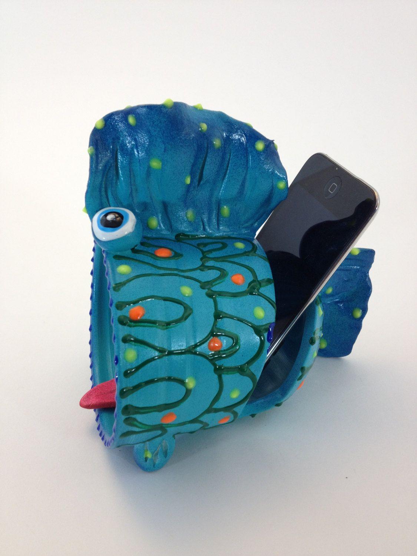 Cell Phone Speaker Holder,Cell Phone Desk Stand, ipod holder ...